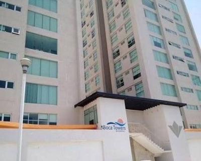 Departamento A La Venta En Boca Towers Residencial, Veracruz
