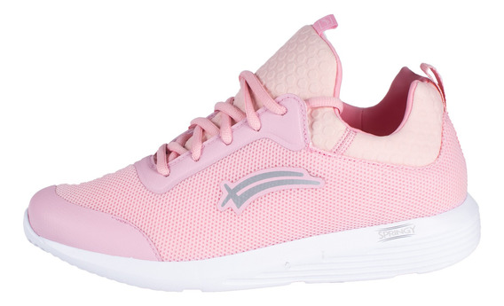Tenis Karosso Rosa Con Suela De Eva 8422 Mujer