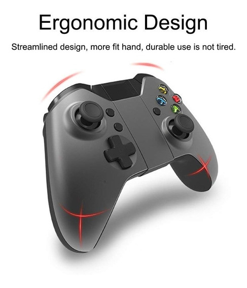 Game Pad Xfuny Controler Wireless/bt P/pc / Android/ios