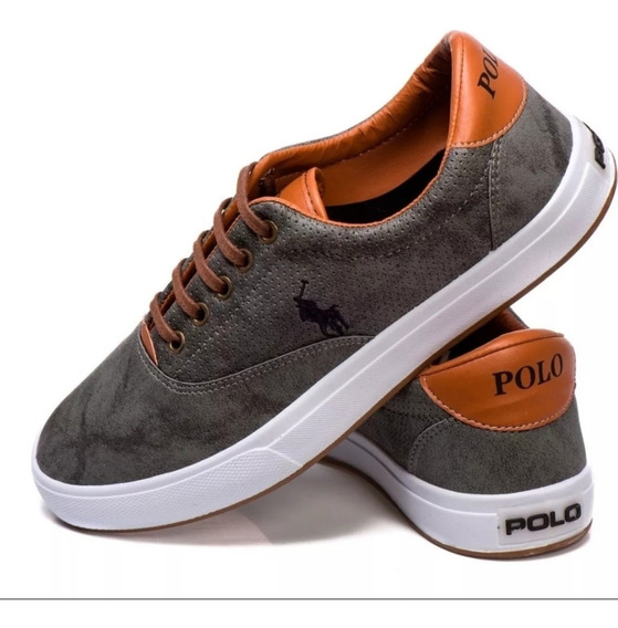 Saptênis Masculino Sapato Tênis Polo Wey