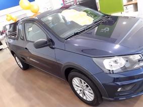 Volkswagen Saveiro 1.6 Gp Cs 101cv Entrega Pactada #a5