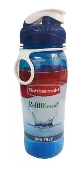Botella De Agua Deportiva Rubbermaid 950ml Refill Reuse