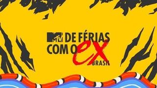 Dvd Serie De Ferias Com O Ex Brasil - 4 Temporadas Completas