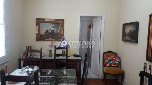 Imagem 1 de 28 de Apartamento À Venda, 3 Quartos, Copacabana - Rio De Janeiro/rj - 18192