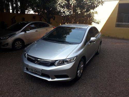 Honda Civic Lxl 2013, 76.400 Km