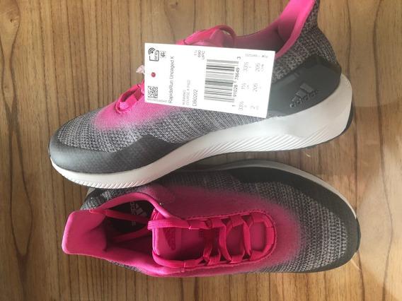Zapatillas Niñas Ideal Para Correr!!!