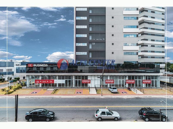 Sala Para Alugar, 39 M² Por R$ 1.190/mês - Vila Brasília Complemento - Aparecida De Goiânia/go - Sa0170