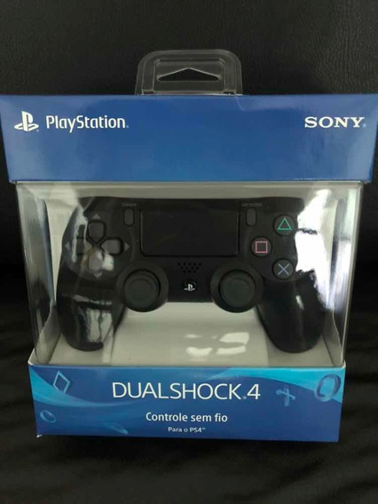 Controle Dualshock 4