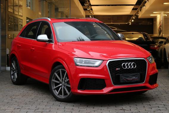 Audi Rs Q3 2014/2014 Blindada Nivel 3 A Gbr