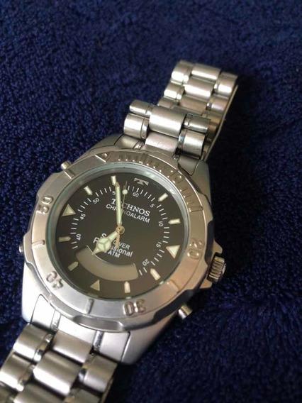 Relógio Technos Masculino Skydiver 100% Original - T20557