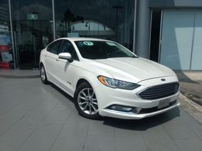 Ford Fusion 2.0 Se Híbrid Cvt 2017
