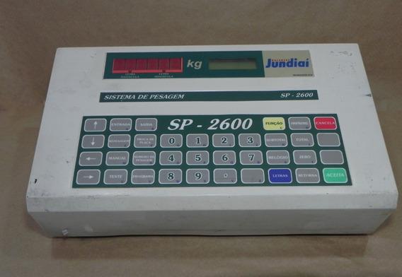 Sistema De Pesagem Sp-2600 Jundiaí