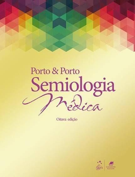 Livro Semiologia Médica Porto-8 Edição-lacrado-últ.unidades