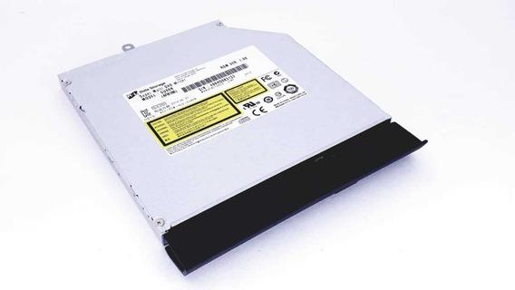 Drive Gravador Para Notebook De Cd E Dvd Rw Sata Compatível Com N1403 N1406 Modelo Gu90n Da Marca Hitachi-lg