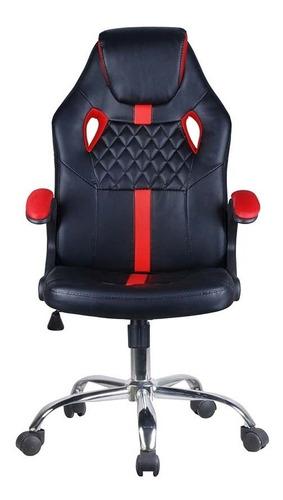 Silla Gamer Tukasa Negro/rojo 5638