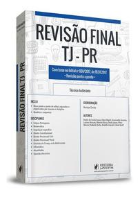 Livro Revisão Final Para Tj-pr