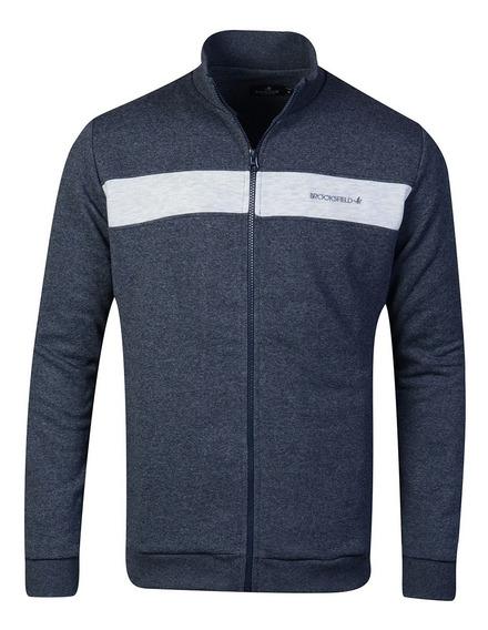 Camperas Hombre Buzos Algodón Premium Moda Sport Brooksfield