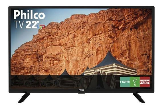 Tv Led 22 Philco Bivolt Ptv22g50d