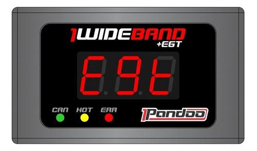 Imagem 1 de 6 de Pandoo Wideband +egt Lsu4.2 - 1,5m Garantia 3anos+nf+12x S/j