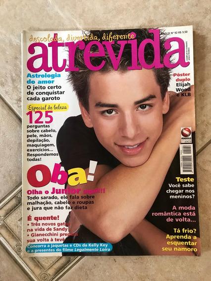 Revista Atrevida 92 Junior Sidney Sampaio Sérgio Marone F819