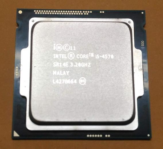 I5 4570 Turbo 3.6ghz 1150 Faço R$379 Melhor Q 4460 4440 4430
