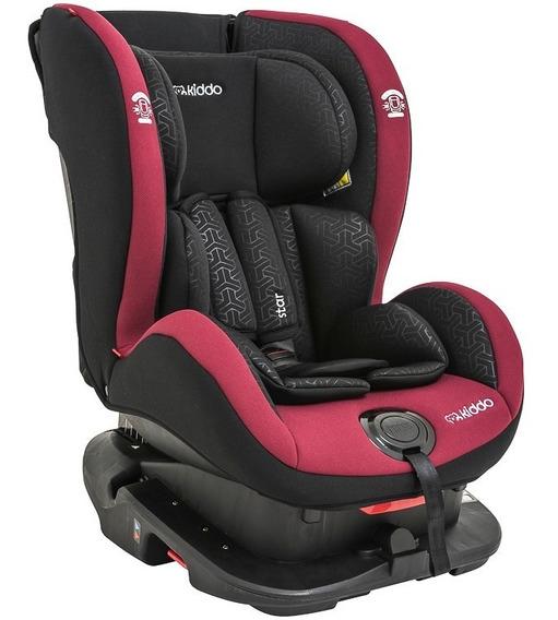 Cadeira Auto Star 0 À 25kg Inclinação Kiddo C Brinde