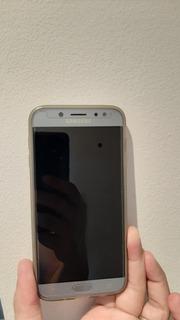 Celular Samsung Galaxy J7 Pro Con Funda Original Y Templado