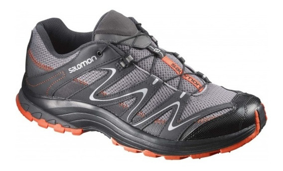Salomon Trail Score, Trekking Gym, Running Gris Grandes