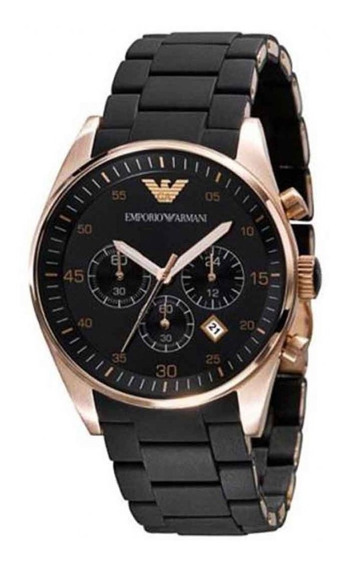 Relógio Empório Armani Ar5905 - Completo - Frete Grátis