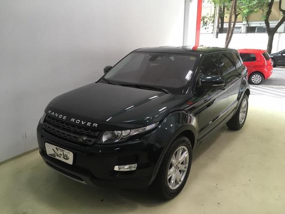 Land Rover Range Rover Evoque 2.0 Pure 4wd 16v Gasolina 4p