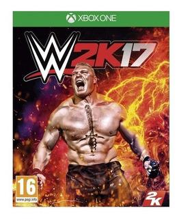 Wwe 2k17 Xbox One Fisico Comercializadora Dya