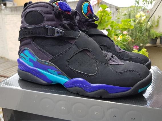 Nike Jordan Viii Aqua 2007 No Kobe Lebron. Escucho Ofertas