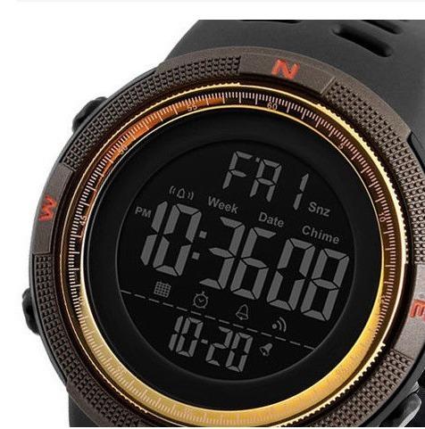 Relógio Digital Militar Skmei Conquer Original