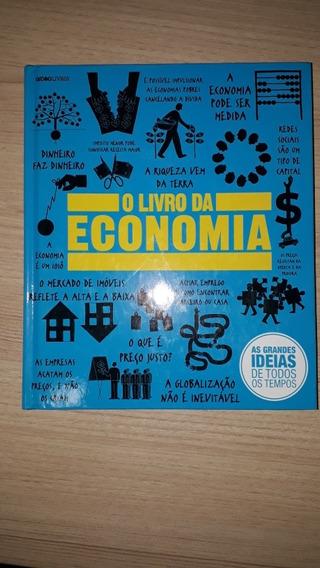 Livro O Livro Da Economia Grandes Ideias De Todos Os Tempos