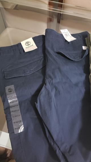 Calça Timberland Cargo Pants - Direto Eua