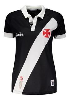 Camisa Diadora Vasco I Feminina 2019