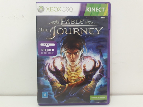 Fable The Journey Xbox 360 Original Mídia Física