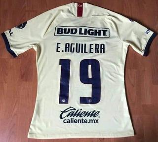 Jersey De Juego Usado Por Emanuel Aguilera