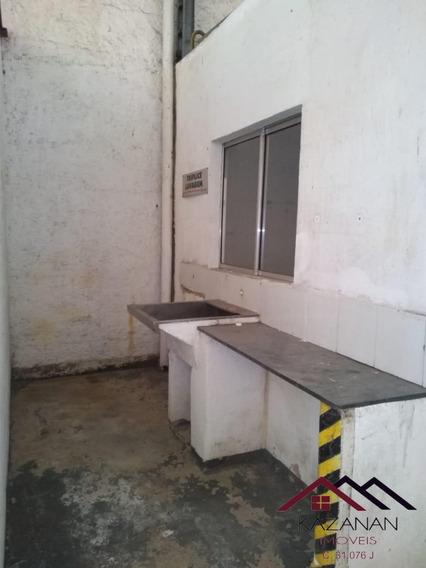 Galpão Comercial - Centro De Santos - Proxímo Ao Poupa Tempo - 3630