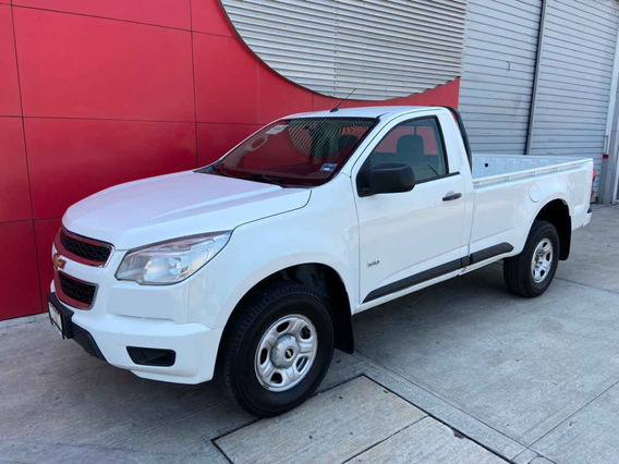 Chevrolet S-10 Pick-up 2016 2p Cabina Regular L4/2.5 Man