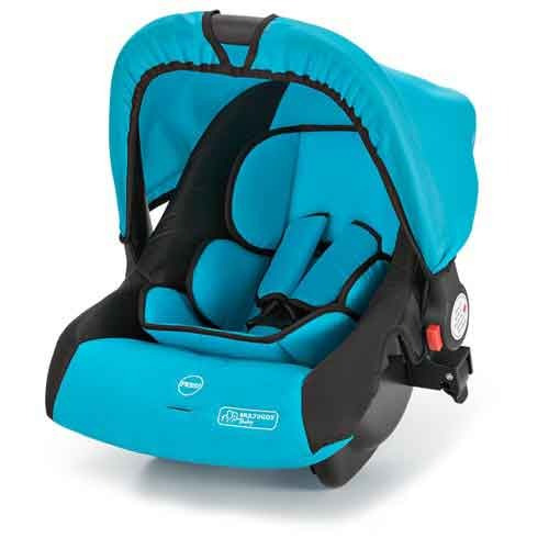 Bebê Conforto 0 À 13 Kg Azul - Multikids Baby