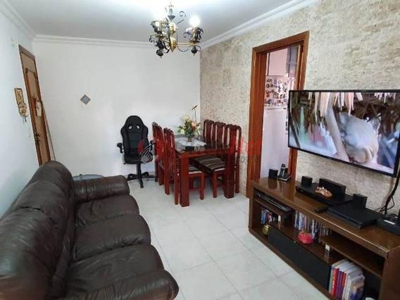 Lindo Apartamento À Venda No Conjunto Radialista No Bairro São José Em São Caetano Do Sul - 6135