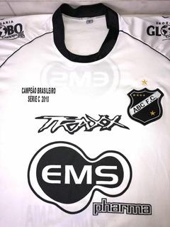 Camisa Do Abc Futebol Clube De Natal