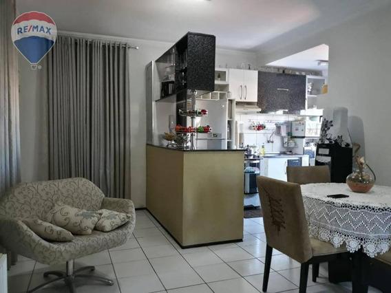 Apartamento À Venda Com 57 M²- Parquelândia - Fortaleza/ce - Ap0315