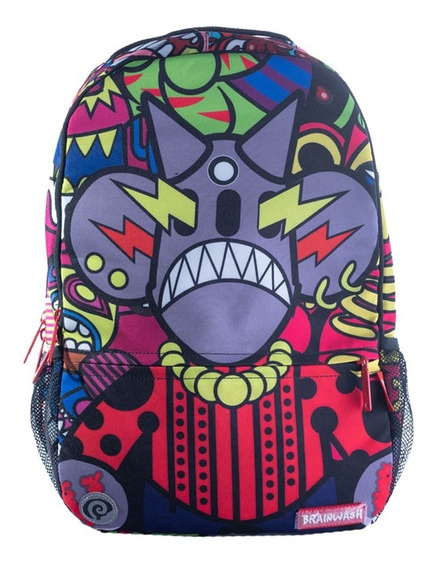 Mochila Lsd Notebook Brainwash 18