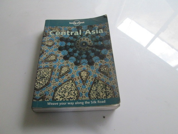 Livro Central Asia Lonely Planet Usado Ingles R.768