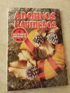 J4 Adornos Navideños Ultima Moda 55 1991