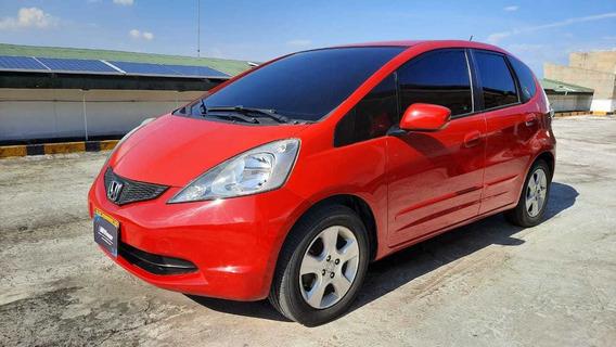 Honda Fit Lx 1.3 Mecanico 2012