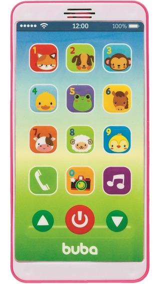 Baby Phone Celular Bebe Musical Infantil Criança Buba