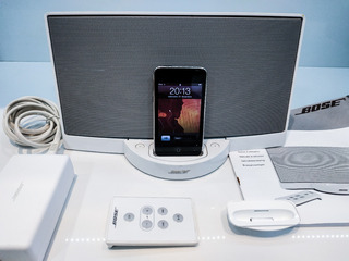 Parlante Bose Soundock 30 Pin. Control Y iPod Touch